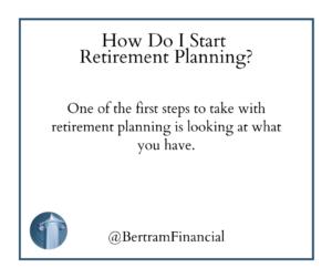 Retirement Planning - Bertram Financial