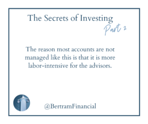 Financial Advisor - Quote from Bertram Financial