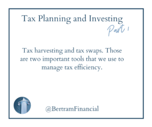 Quote About Investing - Bertram Financial