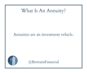Annuity Quote - Bertram Financial