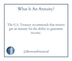 Annuities Guarantee Income - Bertram Financial