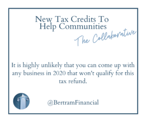 Tax Credit Information - The Collaborative