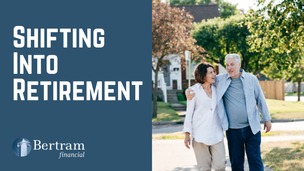 Shifting Into Retirement Blog by Michelle Bertram