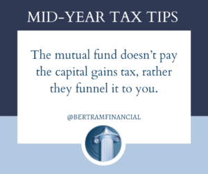 Quote about taxes, tax tip, bertram financial
