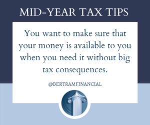 Tax Tip Quote - Financial Advisor Wisconsin