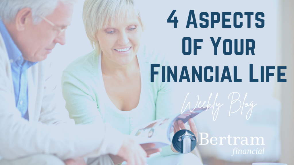 Senior Couple - Reviewing Financials - Retirement Plan