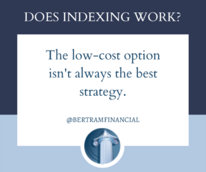 quote about indexing - financial advisor wisconsin