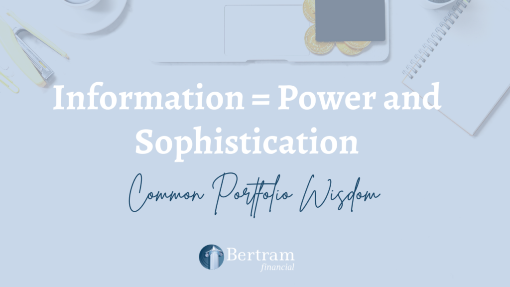 Image of desk and laptop - Bertram Financial